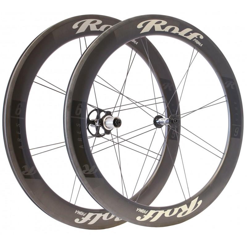 ruote carbon cop ROLF PRIMA ARES6 disk