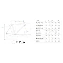 telaio LITESPEED Cherohala
