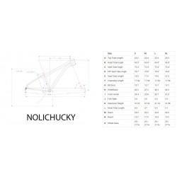 telaio LITESPEED Nolichucky