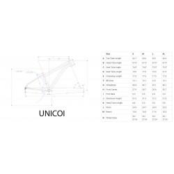 telaio LITESPEED Unicoi