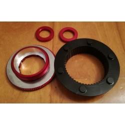 adattatore boost anteriore ruote ROLF PRIMA  centerlock